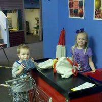 Photo taken at The Children's Museum of Cleveland by Katie S. on 8/28/2011