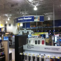 Photo taken at Best Buy by David F. on 9/1/2011