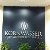 Photo taken at Kornwasser SCP, LLC by Terah A. on 7/20/2011