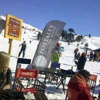 Foto tomada en Caviahue Ski Center por Patricio Z. el 8/30/2011