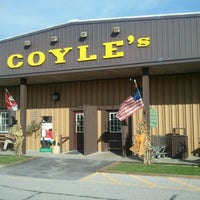 Photo taken at Coyles Country Store by Gary W. on 11/3/2011
