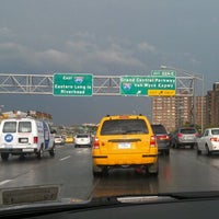 Photo taken at Van Wyck Expressway (I-678) by Ben A. on 9/29/2011