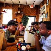 Photo taken at Ron's Bar-B-Que by Kyle F. on 5/22/2012