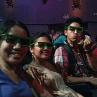 Photo taken at Shrek 4-D Adventure by Rukhairy on 1/18/2012