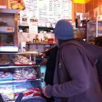 Photo taken at 3D's Place Jamaican Bakery by thecoffeebeaners on 10/26/2011
