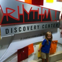 Photo taken at Rhythm! Discovery Center by Dean on 8/4/2012