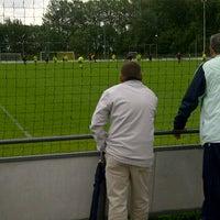 Photo taken at Rijnmond Hoogvliet Sport by Dennis d. on 9/17/2011