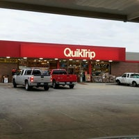 Photo taken at QuikTrip by Charles G. on 12/12/2011