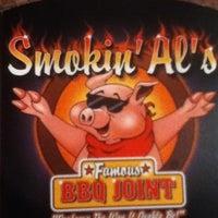Photo taken at Smokin' Al's by Jen T. on 10/22/2011
