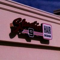 Foto diambil di Studio 9 Hair Design oleh John B. pada 8/30/2011