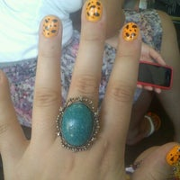 Photo taken at May's Nails by Joanna S. on 7/16/2011