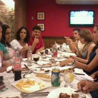 Photo taken at Rincão Grill by Luan B. on 12/10/2011