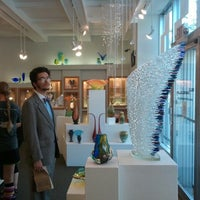 Photo taken at Selo Shevel Gallery by Mark S. on 8/18/2012