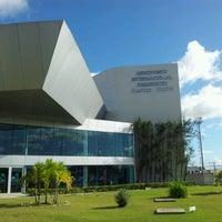 Photo taken at Aeroporto Internacional de João Pessoa / Castro Pinto (JPA) by Aishameriane on 7/29/2012