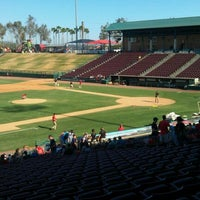 Photo taken at Lake Elsinore Diamond by Isaac M. on 6/3/2012
