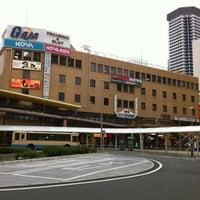 Photo taken at JR Suita Station by Tsuyoshi I. on 6/24/2012