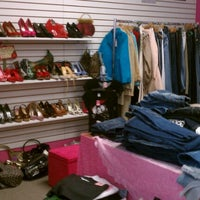 Photo taken at Material Girl 2 Boutique by My Coupon D. on 9/27/2011