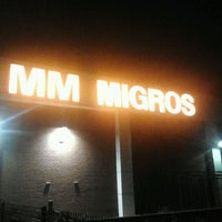 Photo taken at Migros by Ömer Hakan B. on 11/14/2011