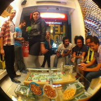 Photo taken at Lomography Gallery Store by Philippe M. on 5/19/2011