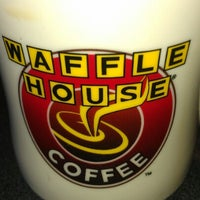 Photo taken at Waffle House by Matt K. on 9/1/2012