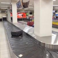 Photo taken at Baggage Belts by Halsey V. on 8/7/2012