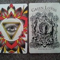 Photo taken at Green Lotus by Nicholas T. on 10/13/2011