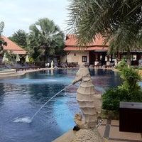 Photo taken at Baan Grood Arcadia Resort and Spa by Lee C. on 11/9/2011
