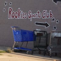 Photo taken at Rookie's Sports Club by Jimmy on 9/1/2012