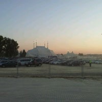 Photo taken at Circo del Sol - Corteo by Maria M. on 10/11/2011