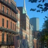 Photo taken at Union Club of Boston by Allan K. on 11/9/2011