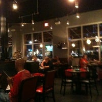 Photo taken at Square 1 Burgers & Bar by Michael B. on 1/10/2012