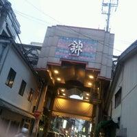 Photo taken at Nishiki Market by Takeshi(kennsu) K. on 3/22/2012