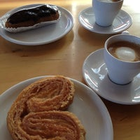 Photo taken at Colville Street Patisserie by marc E. on 11/25/2011