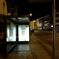 Photo taken at Dublin Bus Stop No 1352 by Jazz O. on 8/10/2012
