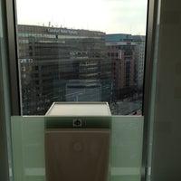 Photo taken at アミュプラザ博多 シースルーエレベーター by uta k. on 3/17/2012