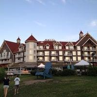 Photo taken at The Westin Trillium House, Blue Mountain by David D. on 7/12/2012