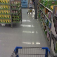 Photo taken at Walmart Supercenter by Nathan O. on 4/1/2012