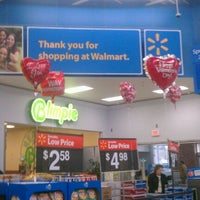 Photo taken at Walmart Supercenter by June D. on 2/6/2012