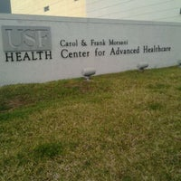 Photo taken at USF Morsani College Of Medicine (MDC) by Bianca F. on 2/27/2012