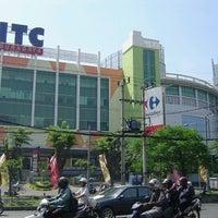 Photo taken at ITC Surabaya Mega Grosir by Dearestha F. on 8/23/2012