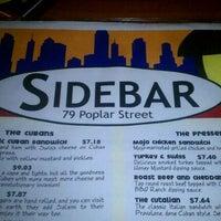 Photo taken at Sidebar by Bryan B. on 2/27/2011