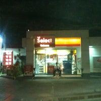 Photo taken at Shell Gasoline Station by KreeAila B. on 5/25/2012