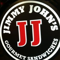 Photo taken at Jimmy John's by Jason B. on 8/22/2011