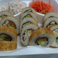 Photo taken at Sushi Mr. Niko by David Omar T. on 12/30/2011