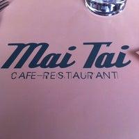 Photo taken at Mai Tai by Marina N. on 11/19/2011