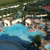 Photo taken at Parc Soleil by Hilton Grand Vacations by Stacy P. on 4/23/2011