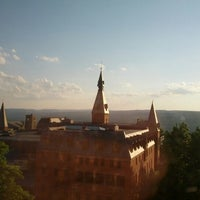 Photo taken at Sage Hall by TEK on 7/1/2012