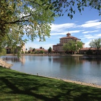 Photo taken at The Broadmoor by Allison K. on 4/27/2012