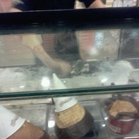 Photo taken at Cold Stone Creamery by Adam S. on 9/18/2011