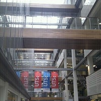 Photo taken at UTS Building 10 by Darlene C. on 11/22/2011
